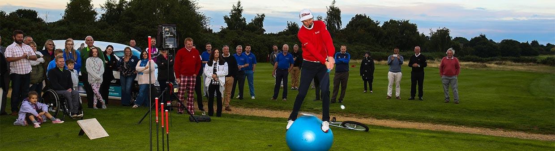 Kevin Carpenter Golf Show