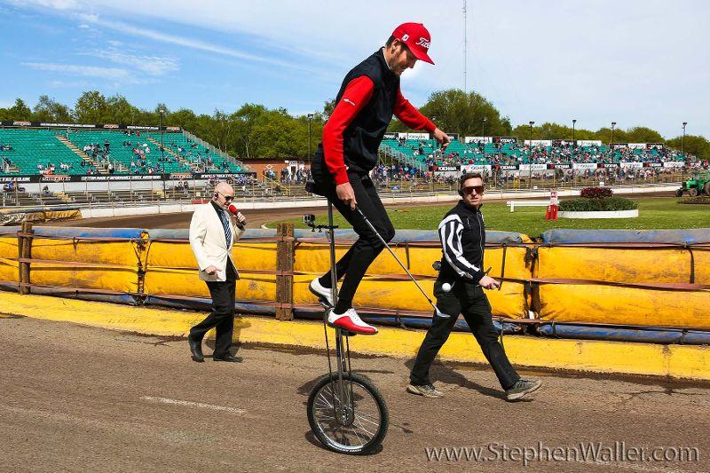Speedway Lap